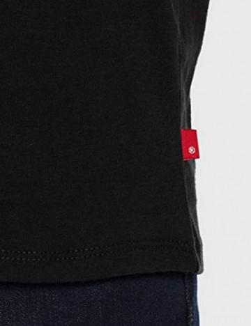 Levi's Herren, T-Shirt, Graphic Set-In Neck, Schwarz (Black), Gr. 3XL - 5