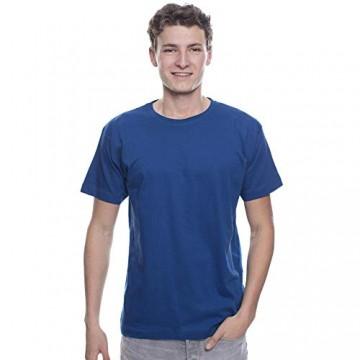 Logostar - Basic T-Shirt - Übergrößen bis 15XL / Charcoal, 6XL - 2