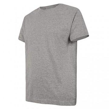 Logostar - Basic T-Shirt - Übergrößen bis 15XL / Charcoal, 6XL - 4
