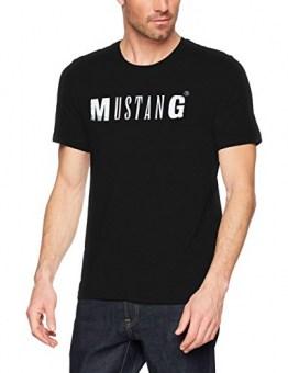 MUSTANG Herren Standard Fit Logoshirt - 1