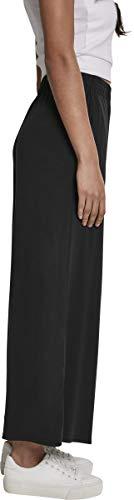Urban Classics Damen Ladies Modal Culotte Hose, Schwarz (Black 00007), 3XL - 7