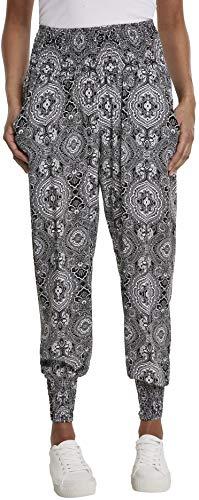 Urban Classics Damen Ladies Sarong Pants Hose, Mehrfarbig (Bandana 01060), 4XL - 1
