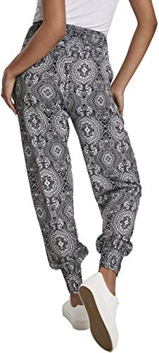 Urban Classics Damen Ladies Sarong Pants Hose, Mehrfarbig (Bandana 01060), 4XL - 2