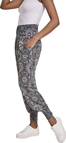 Urban Classics Damen Ladies Sarong Pants Hose, Mehrfarbig (Bandana 01060), 4XL - 3