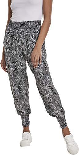 Urban Classics Damen Ladies Sarong Pants Hose, Mehrfarbig (Bandana 01060), 4XL - 4