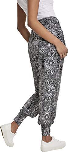 Urban Classics Damen Ladies Sarong Pants Hose, Mehrfarbig (Bandana 01060), 4XL - 6