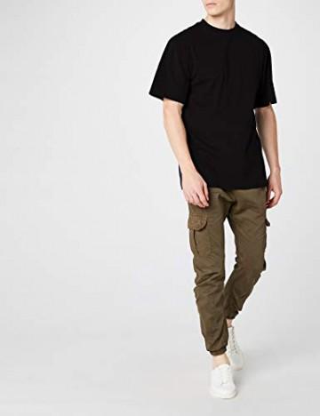 Urban Classics Herren T-Shirt Tall Tee, Farbe black, Größe 3XL - 3