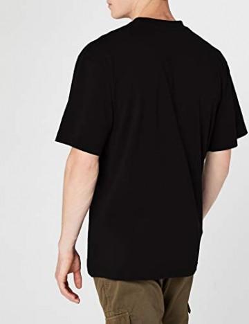 Urban Classics Herren T-Shirt Tall Tee, Farbe black, Größe 3XL - 4