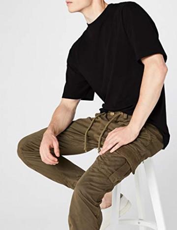 Urban Classics Herren T-Shirt Tall Tee, Farbe black, Größe 3XL - 6