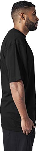 Urban Classics Herren T-Shirt Tall Tee, Farbe black, Größe 3XL - 7