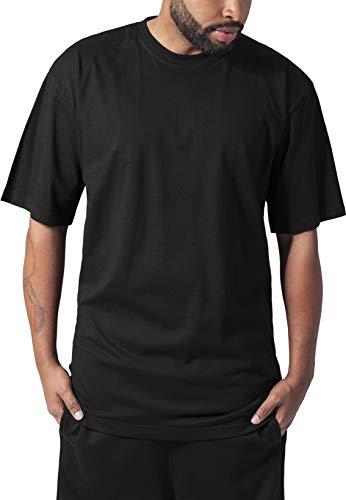 Urban Classics Herren T-Shirt Tall Tee, Farbe black, Größe 6XL - 1