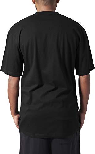 Urban Classics Herren T-Shirt Tall Tee, Farbe black, Größe 6XL - 2