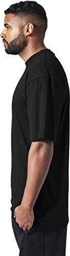 Urban Classics Herren T-Shirt Tall Tee, Farbe black, Größe 6XL - 3