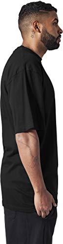 Urban Classics Herren T-Shirt Tall Tee, Farbe black, Größe 6XL - 4